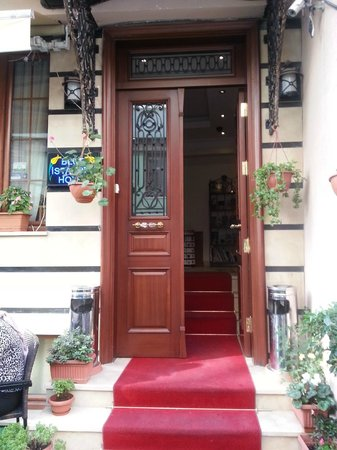 Blue Istanbul Hotel: hotel
