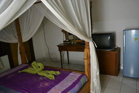 Sanur Beach Villas : Bedroom