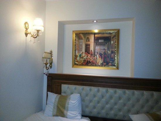 Blue Istanbul Hotel : camera