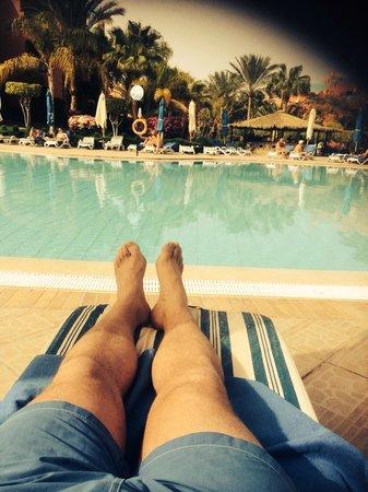 Club Magic Life Sharm el Sheikh Imperial: Chilling relax pool