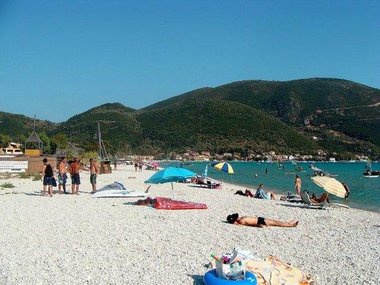 Vasiliki Beach Na Slici Je Vasiliki Apollonii Tripadvisor