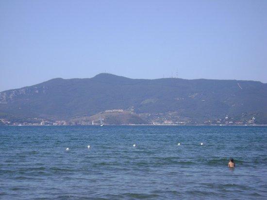 Grosseto, Italy: ..vista dalla spiaggia..