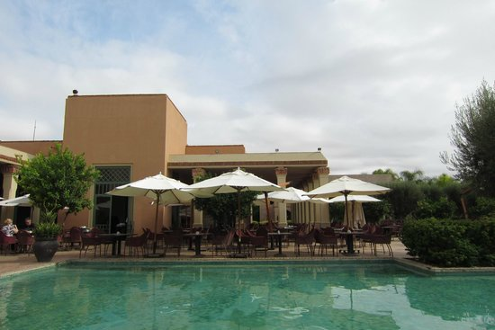 Club Med Marrakech La Palmeraie : Hauptrestaurant