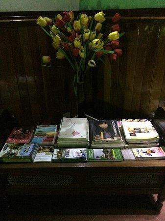 Alibi Guesthouse : maps, books