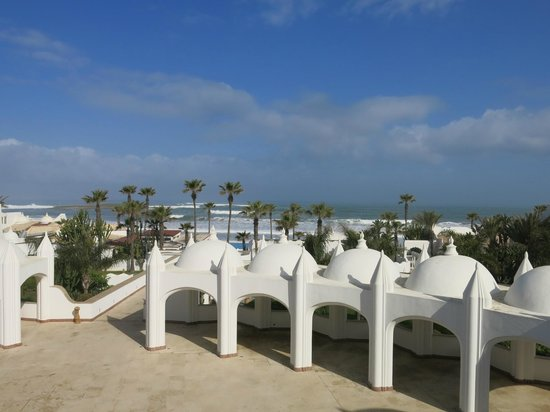 L'Amphitrite Palace : Hotelansicht