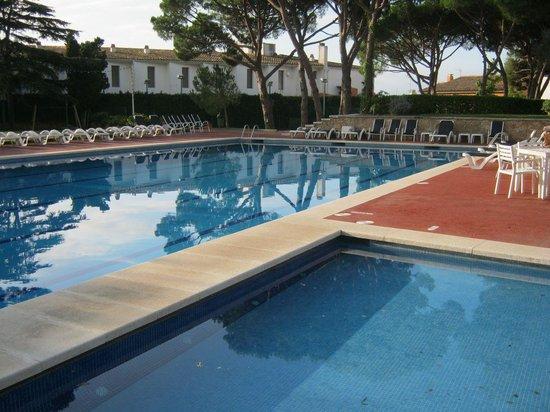 Hotel Alga : Pool area