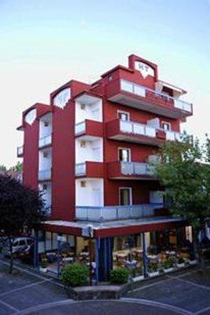 Esterno Hotel Tivoli