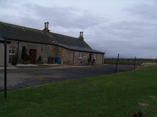 West Longridge Manor: Honeysuckle Cottage Feb 2014