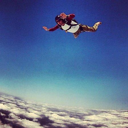 Skydiven