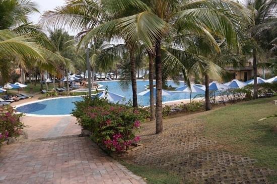 Pandanus Resort: Great pool!