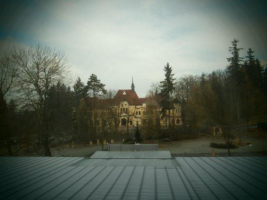Hotel Krakonos: view