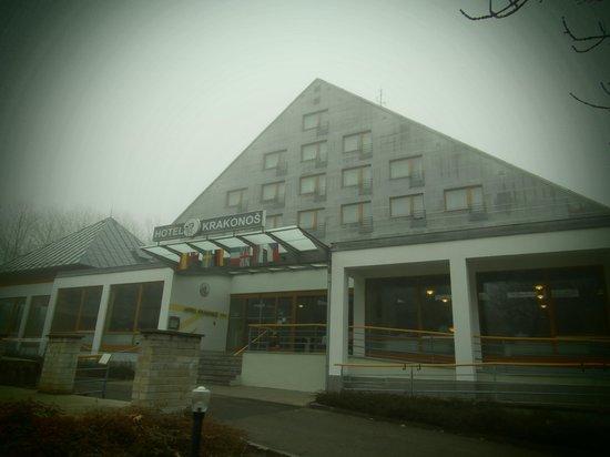Hotel Krakonos: HOTEL