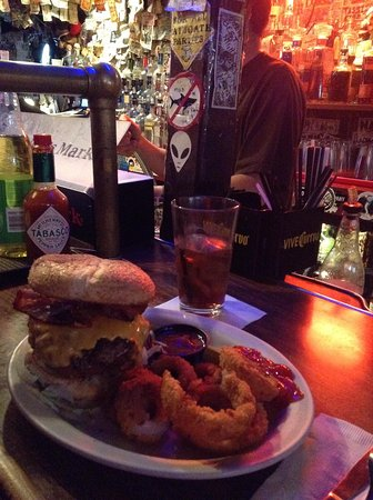 The Thurman Cafe: Western Burger