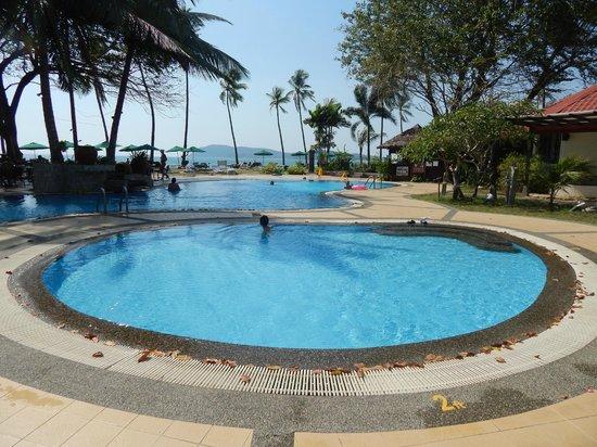 The Frangipani Langkawi Resort & Spa: Pool area