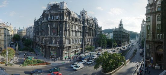 Leo Panzio Hotel : Amazing place at the heart of Budapest