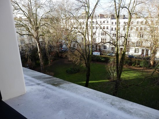 London House Hotel : View