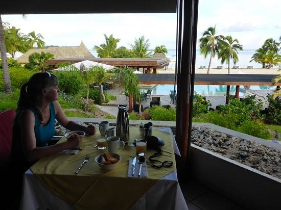 InterContinental Moorea Resort & Spa: more food