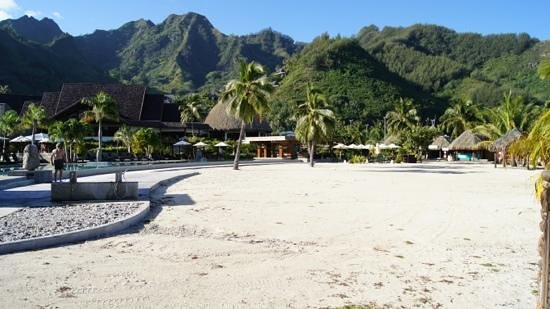 InterContinental Moorea Resort & Spa: bliss