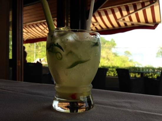 Baan Yin Dee Boutique Resort : Tom Yum Margarita