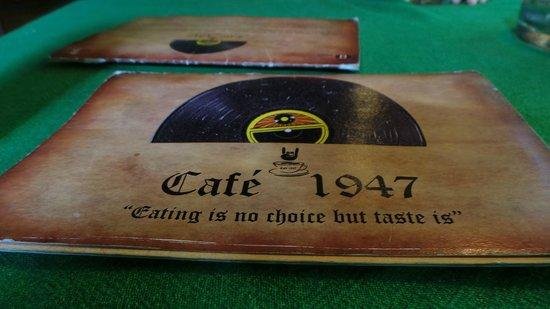 Cafe 1947