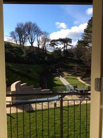 Raithwaite Estate: view from room
