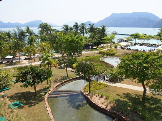 The Westin Langkawi Resort & Spa : View from balcony