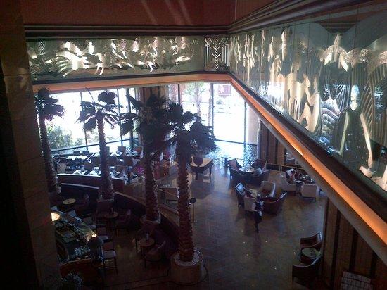 InterContinental Johannesburg Sandton Towers: Hotel
