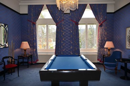 Grand Hotel Waldhaus Flims Alpine Grand Hotel & Spa: Hotel