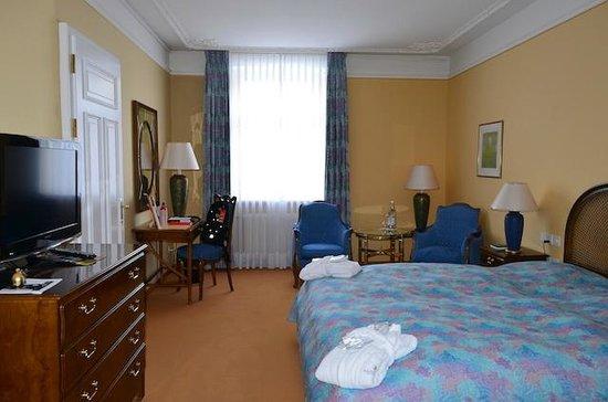 Grand Hotel Waldhaus: Room 110