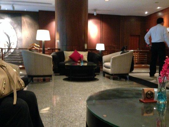 Banyan Tree Bangkok : lobby