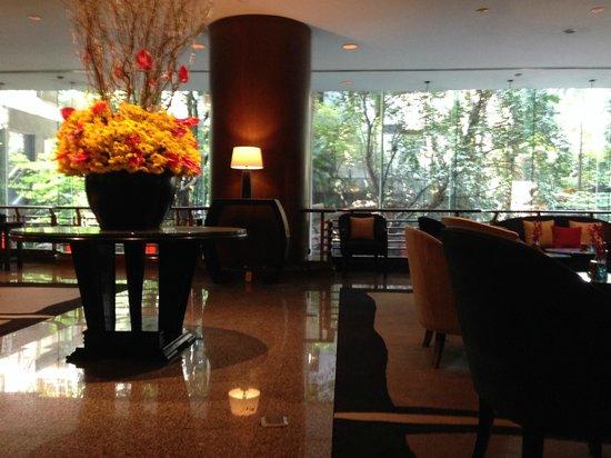 Banyan Tree Bangkok: lobby