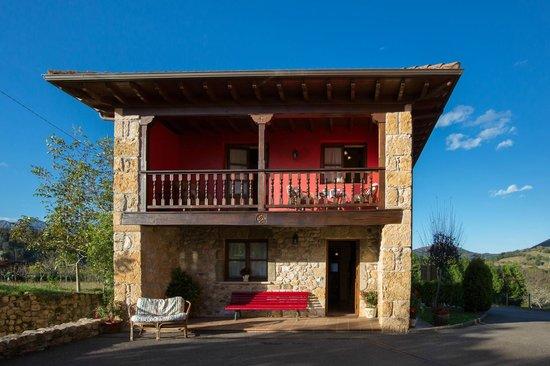 La Quintana De Romillo: Vista Exterior Apartamento La Cuadrina