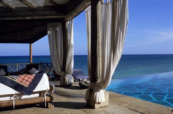 Alfajiri Villas : Cliff Villa verandah
