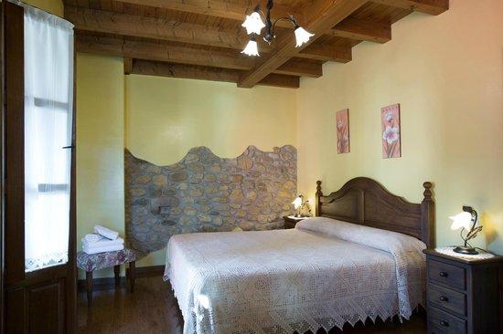 La Quintana De Romillo: Apartamento La Cuadrina: Habitación con corredor