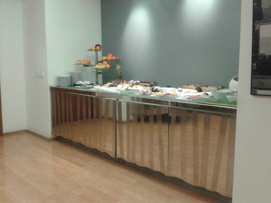 Art Hotel Prague : Breakfast