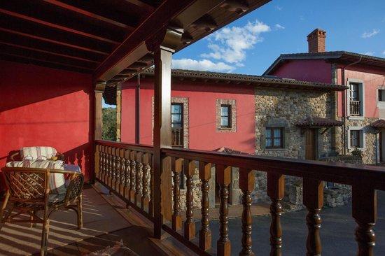 La Quintana De Romillo: Vista desde el corredor