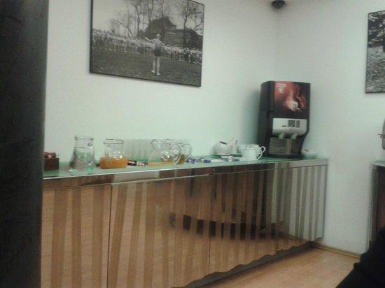 Art Hotel Prague : Breakfast was great
