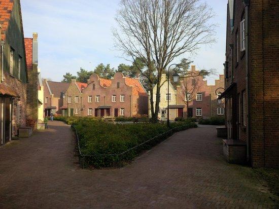 Efteling Village Bosrijk: Dorpshuysen