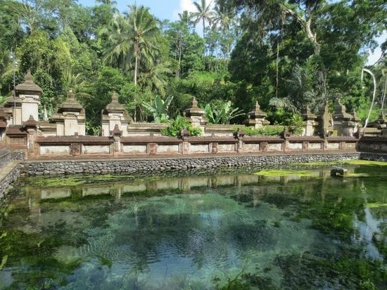 Tirta Empul Temple: The holy water spring