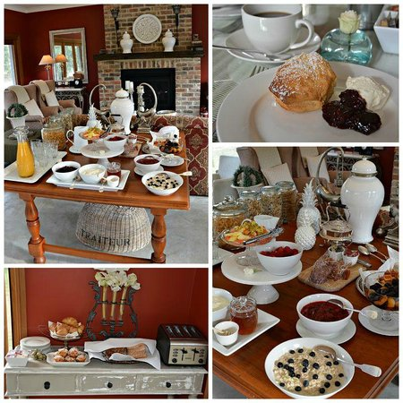 Thistle Hill Guest House: Breakfast