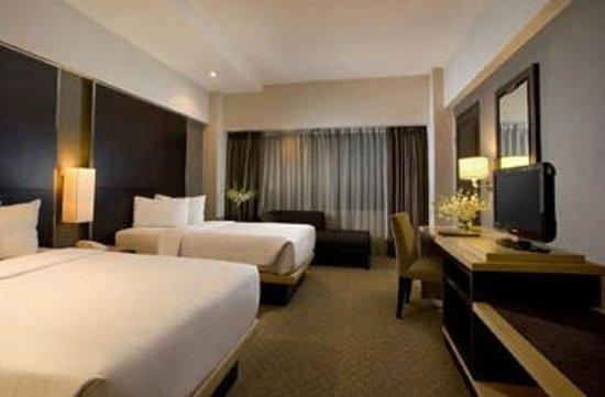 Hotel Santika Premiere Slipi: Kamar hotel santika deluxe