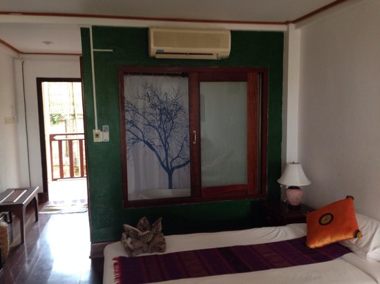 The Elephant Crossing Hotel: Bedroom #2