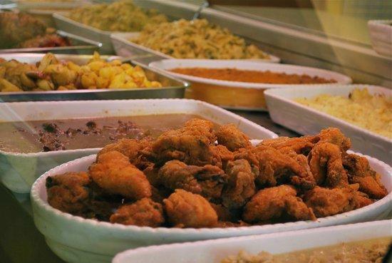 Rosticceria Centrale: Pollo fritto