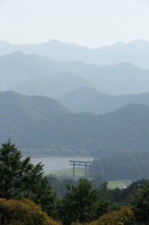 Kumano Kodo : 大斉原大鳥居