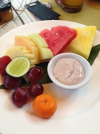 Peppers Seminyak : Breakfast