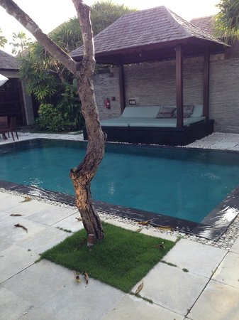 Peppers Seminyak: Pool view