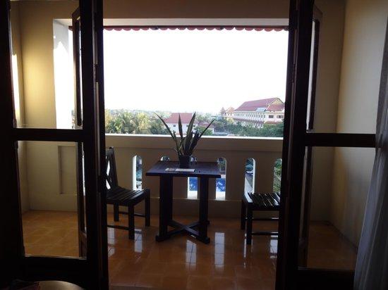 Royal Angkor Resort & Spa: Balcony