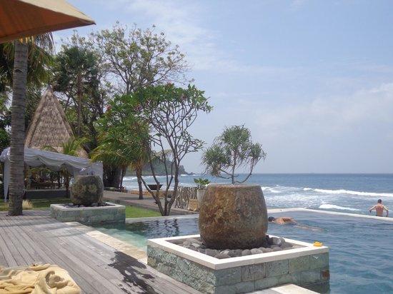 Qunci Villas Hotel: ocean view