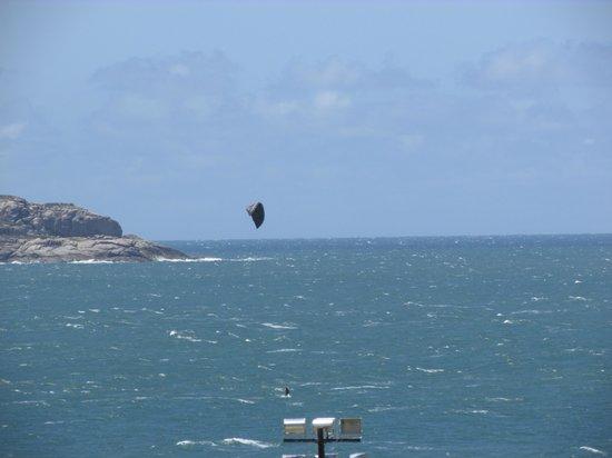 Costão do Santinho Resort Golf & Spa: Visual maravilhoso. Esta é a vista da Vila 8.