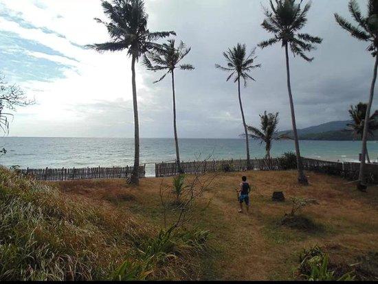 Punta Del Este: the private beach down the villa